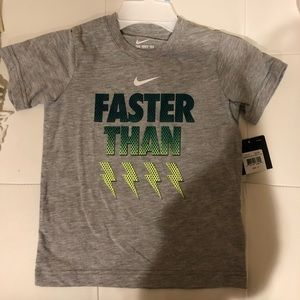 Nike Tee for a boy 5